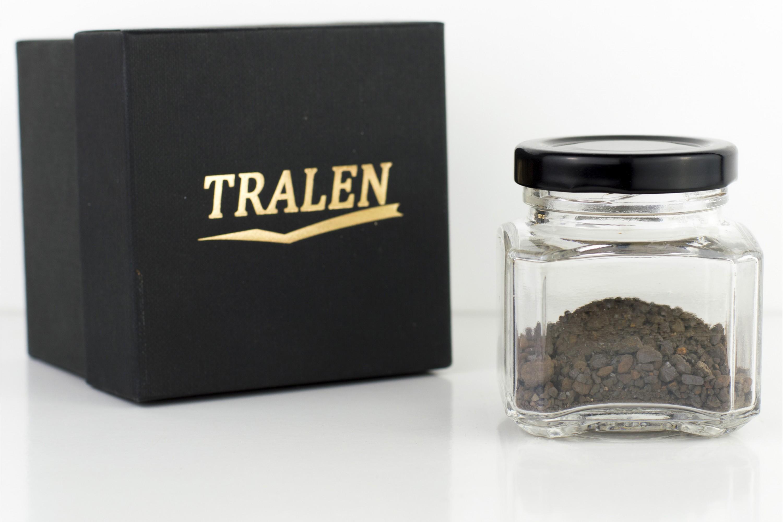 Tantalum 100 grams container Quad 5